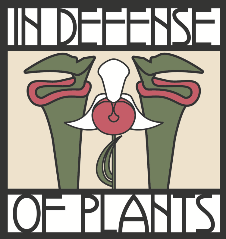 "Check out Nicole's recent interview on the podcast ""In Defense of Plants"""